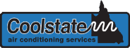 Coolstate Air Conditioning Logo